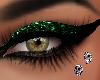EYERLINER GLITTER GREEN