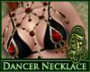 Dancer Necklace Ruby