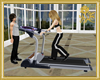 Lovers Spa Treadmill