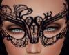 {L} Crow Goddess Mask