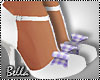 ^B^ Myrissa Purple Shoes