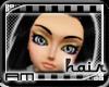[AM] Hisashi Black Hair