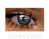 Unisex Eyes Greyish