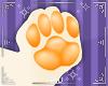 凄 paws m orange