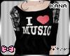 ~KN~ I Love Music