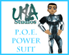 P.O.E. Power Suit