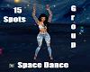 15 Spot Space Dance