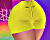 ! XXL DRV Shorts Yellow