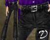 Belted Jeans (black)