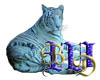 ~BWD White Tiger Blue