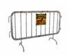 Rust Biohazard Barrier