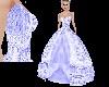 Lavendar Lace Wedding