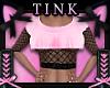 Net Top   Pink