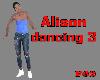 Alison dancing 3