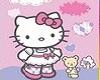 Hello Kitty Paw Nursery