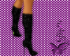 [CHY] Sparkle boots[blk]