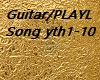 Guitar with song Ray P