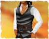 Pirate dagger vest