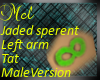 Jade Serpent Male Left