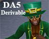 (A) Leprechaun DJ Avatar