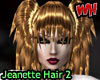 Jeanette Voerman Hair 2