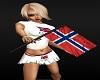Norway Flag (M&F)