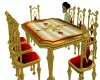 royal dinner table