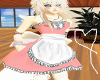Uke Maid Skirt (pink)