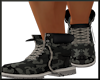 [LM]Camo Boots M - Gray