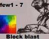 Block blast light