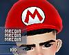 🔰 Mario Hat KID M