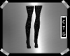 CTG LACED STOCKINGS-HEEL