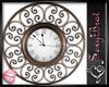 Pur3 Wall Clock