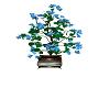 Elegant Blue Plant