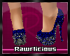 [RAWR] Patty Heels Blue