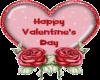 Valentine Rose'n'Heart