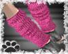~Pink leg warmers~