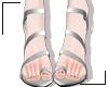D · M Spiraling Sandals