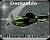 Animated Toxic Aeroplane