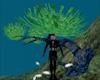 Animated Underwater Tree