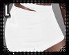 Draped Skirt L