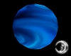 Electric Blue Swirl Bubb