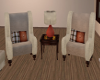 Fall chair set