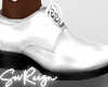 ! Dress Shoes - White