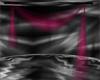 Sheer Pink Curtain