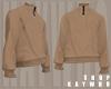 Faux Shadow Sweater