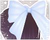 F. Babydoll Bow Blue