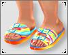 e Rainbow Sandals