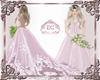 bride lace pink