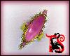 TS Vintage Pink Pendant